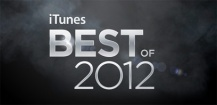iTunes dévoile son Best Of 2012 séries